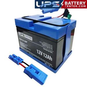 Kid Trax 12V Dodge Charger Police Car Compatible Replacement Battery (KT1111WM)