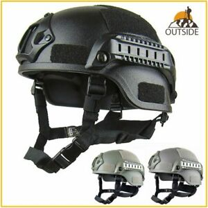 Quality Lightweight FAST Helmet MICH2000 Airsoft MH Tactical Helmet Outdoor
