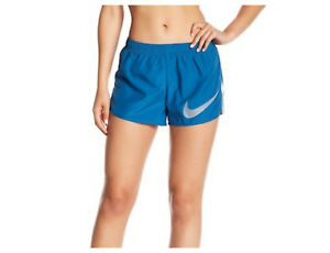 Nike Dry City Core Shorts Women's Running Training Gym Built-in Briefs DRI-FIT