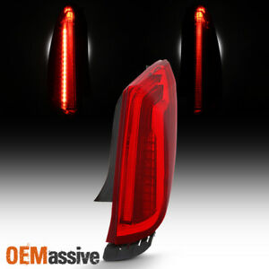 Fits 2013 2017 Cadillac XTS LED Passenger Right Side Tail Light Lamp $285.99