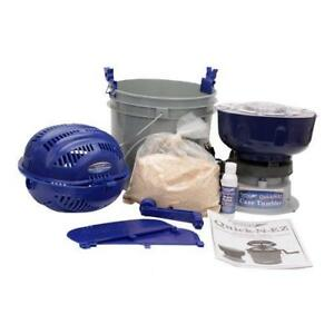 Frankford Arsenal Quick-N-EZ 110V Case Tumbler Kit for Cleaning and...