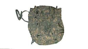 Military Outdoor Clothing Previously Issued US G.I. Large ACU Rucksack =