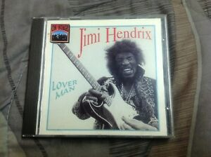 Rare Jimi Hendrix Lover Man Live at the Atlanta Pop Festival GA 7-4-1970 CD WoW