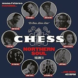 Chess Northern Soul Vol 2 [7 inch Analog] Various Artists LP Record