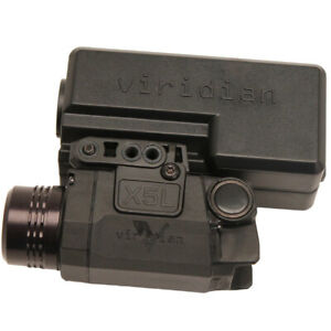 Viridian Universal Mount Tactical Light w Strobe 338418 Lumens featuring ECR