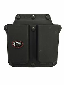 Fobus 45 Single Stack Double Magazine Belt Pouch