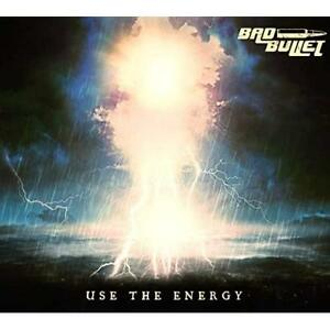 Use The Energy Bad Bullet Audio CD