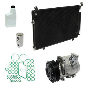 New AC Compressor and Component Kit 1050056 -   Highlander