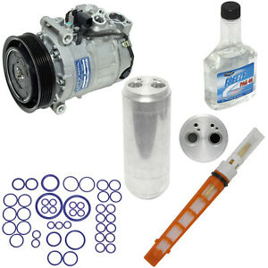 New AC Compressor and Component Kit 1050941 - 4F0260805AF A6 Quattro A6