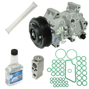 New AC Compressor and Component Kit 1050929 - 8831002510 Corolla Matrix