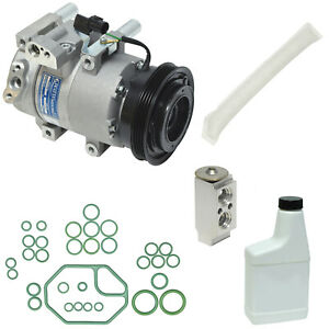 New AC Compressor and Component Kit 1052072 -  For Rio Rio5