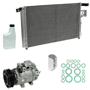 New AC Compressor and Component Kit 1053234 -  For Santa Fe