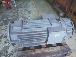 BLM Electrical Motor 144kW with Brake Maritime Use
