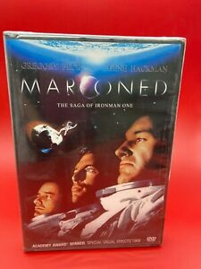 Marooned (DVD 2003)  Brand New! Factory sealed!
