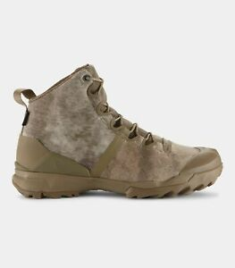 Under Armour Infil GTX GORE-TEX Men's Tactical Hiking Boots Desert Camo $190