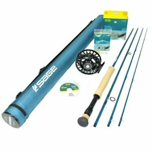 Sage Motive 990-4 Fly Rod Outfit (9'0