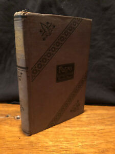 The Long Island Farmer Poems by Cutter H. Bloodgood HC 1st Very Good 1886