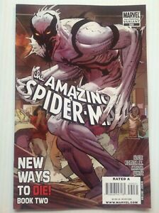 The Amazing Spider-Man #569 2nd Print Variant 1st Anti-Venom 2008 VFNM 9.0