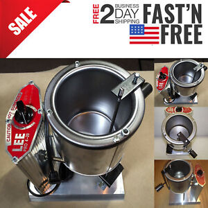 Electric Lead 10 Pound Melting Pot Metal Melter Furnace Casting Molds Spout US