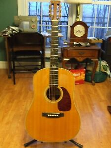 MARTIN HD-28 SO PETE SEEGER SIGNED SING OUT! MAGAZINE LIMITED EDITION GUITAR