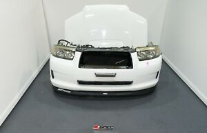2003-08 SUBARU FORESTER SG9 STi Front End Nose Cut Rad Support OEM JDM Grill