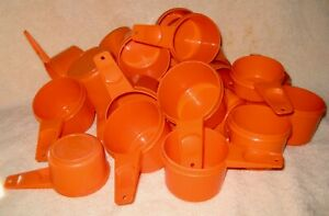 Tupperware Replacement Measuring Cup Orange You choose size FREE Shipping $6.99