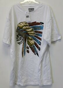 Native Borne We Built This City 2001 Native Shirt Size XLarge XL NEW with TAG $10.39