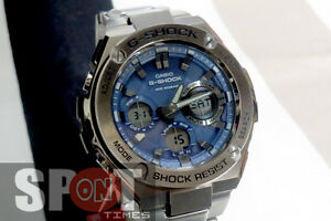 Casio G-Shock G-Steel World Time Men's Watch GST-S110D-2A
