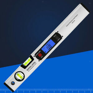 "16"" Professional Digital Spirit Level Electronic Level Angle Gauge Finder $31.23"