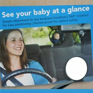 Car Mirror for Baby Car Back Seat Vision Infant Rear Ward Safty Front View