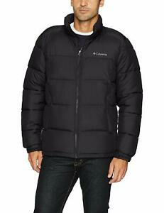 Columbia Men's Pike Lake Jacket Black Large Brand New with Tags
