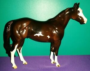 """USED Peter Stone Traditional Model """"Trinidad"""" 2012 LE FCM Ideal Stock Horse Mold"""