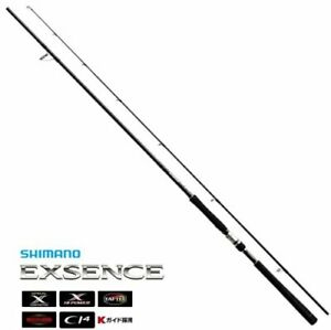 Shimano Exsence S907M-HF lure 8-35g seabass shore game spinning rod from Japan