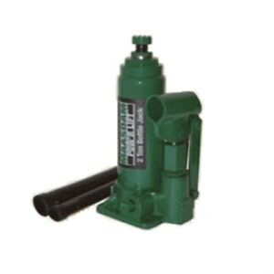 2 TON BOTTLE JACK, Part No. MPL2B, by PULL'R HOLDINGS, LLC
