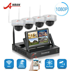 Security Camera System Wireless 1080P 7
