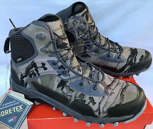 Under Armour UA Ridge Reaper Extreme 1250118-951 GoreTex Hunting Boots Men's 8.5