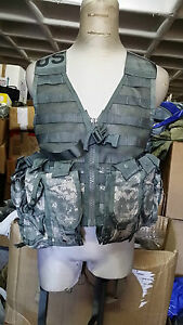 ACU Rifleman set - FLC Vest + 9 POUCHES - GENUINE U.S. MILITARY ISSUE!!!!!!!