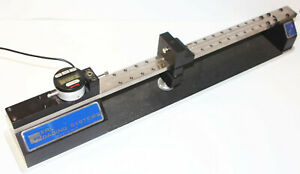 ERL Gaging Systems QL 2 Shaft Run Out Gage 17quot; w Starrett Digital 2600 1 $199.99