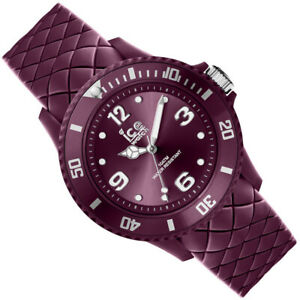 Ice Watch Sixty Nine Burgundy Small Wrist Watch 007276 RRP $99