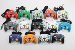 Official Nintendo GameCube Controller Pad GC Switch Wii Tight Stick Japan Import $35.99