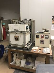 """Deltech Top Hat Furnace 12x12x15""""H 3100 F"""