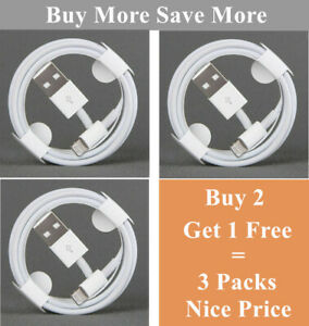 Wholesale USB Data Charging Charger Cables Cords For iPhone5 6 7 8 X XS Plus