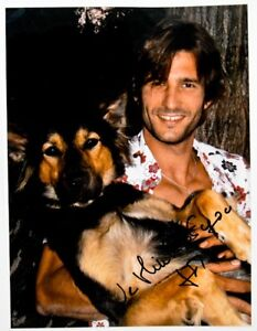 JEROME MARC Signed Photo Oversized $30.00
