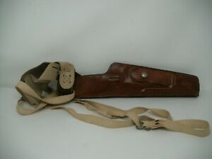 Vintage Smith And Wesson Leather Holsters For Sale