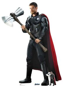 Thor from Marvel Avengers: Endgame Official Lifesize Cardboard Cutout GBP 42.29