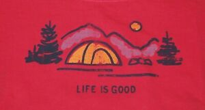 DIFFERENT 2XL NWT Women#x27;s Life is Good Classic Fit SS Crusher Scoop Tee