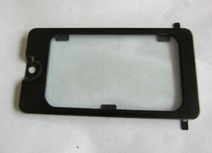 GE. MICROWAVE LENS WITH COVER, WB06X10926