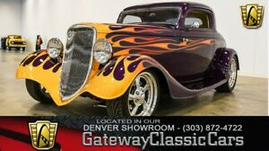 1934 Other Coupe 540 CID V8 1934 Ford 3 Window Coupe Coupe 540 CID V8 3 Speed Automatic