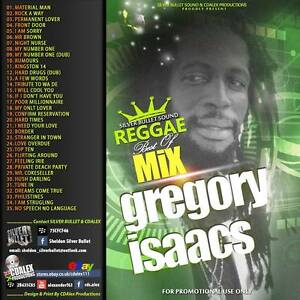 Silver Bullet Sound - The Best Of Gregory Isaacs  Mix