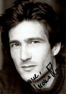 French Actor JEROME MARC Signed Photo $20.00